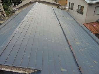 屋根錆び調査