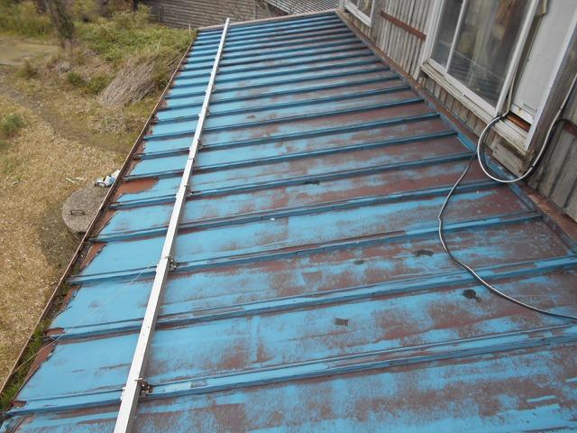 屋根劣化調査