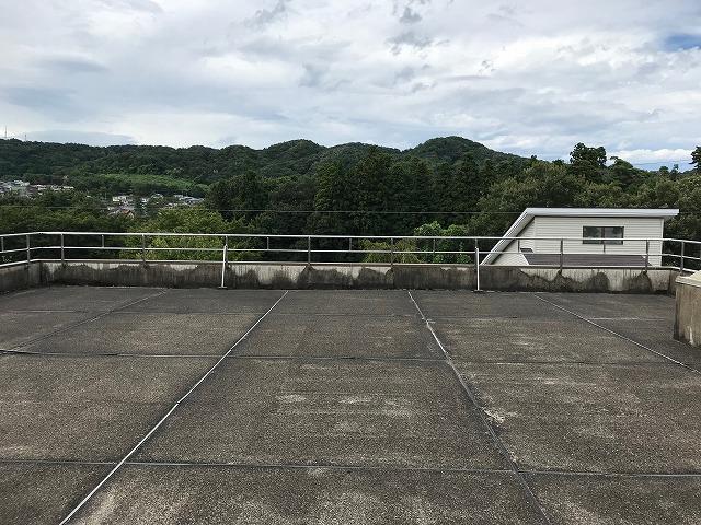 屋根防水調査2