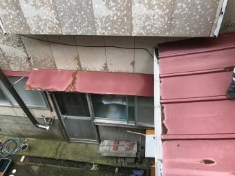 屋根錆び調査2
