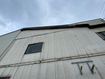 軒天井板金材取れた